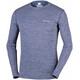 Columbia Zero Rules LS Shirt Men carbon heather